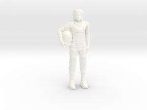 Lost in Space - Netflix - Dr Smith in White Processed Versatile Plastic
