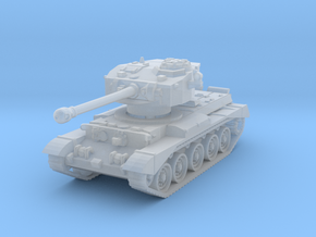 Comet Tank 1/200 in Smooth Fine Detail Plastic