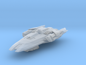 Federation Phalanx Class Science/Scout in Smooth Fine Detail Plastic