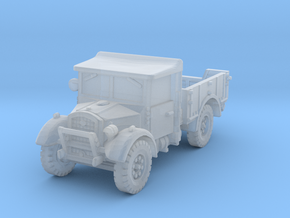 Fordson WOT-2F (open) 1/144 in Smooth Fine Detail Plastic