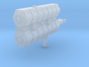 YT-1300 Freight Pusher Passenger Module in Smooth Fine Detail Plastic