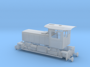 RBS Tmf 2/2 167-169 in Smooth Fine Detail Plastic: 1:120 - TT