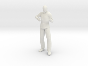 Printle C Homme 872 - 1/24 - wob in White Natural Versatile Plastic