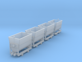 gb-97fs-guinness-brewery-ng-tipper-wagon in Smooth Fine Detail Plastic