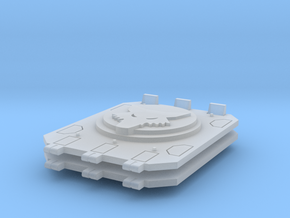Moon Wolves Jericho Tank doors #2 in Smooth Fine Detail Plastic