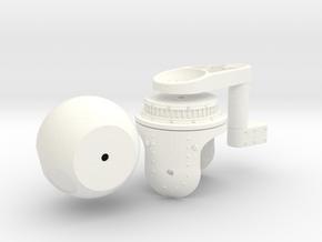 1.6 NEW FLIR in White Processed Versatile Plastic