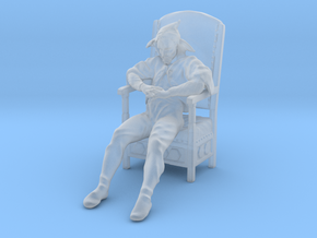 Printle C Homme 1405 - 1/43 - wob in Smooth Fine Detail Plastic