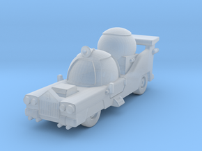Homer Simpsonmobile in Smoothest Fine Detail Plastic: 1:160 - N