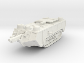 St. Chamond early 1/120 in White Natural Versatile Plastic