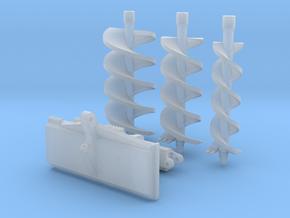 1:50 Auger for DM 242D/259D in Smooth Fine Detail Plastic