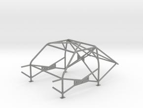 Roll Cage - M3-FIA-Style - 1/10 in Gray PA12