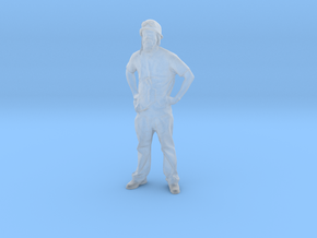 Printle C Homme 1642 - 1/48 - wob in Smooth Fine Detail Plastic