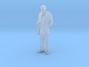 Printle C Homme 1550 - 1/50 - wob in Smooth Fine Detail Plastic
