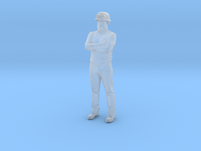 Printle C Homme 1649 - 1/48 - wob in Smooth Fine Detail Plastic