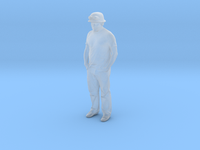 Printle C Homme 1650 - 1/48 - wob in Smooth Fine Detail Plastic