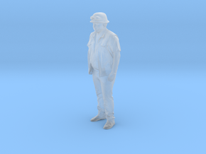 Printle C Homme 1653 - 1/48 - wob in Smooth Fine Detail Plastic