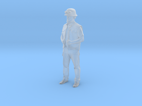 Printle C Homme 1664 - 1/48 - wob in Smooth Fine Detail Plastic