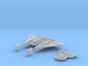 Sheppard MKI Battleship in Smooth Fine Detail Plastic
