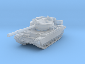 T-62 M Tank 1/285 in Smooth Fine Detail Plastic