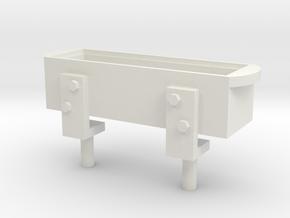 Version 1 V4 V2 S Scale V1 V1 in White Natural Versatile Plastic
