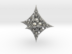 Star system in Natural Silver