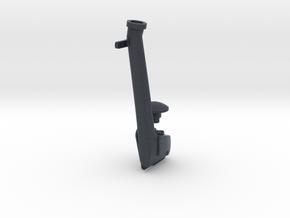 Schnorchel +Lüftungsgitter Unimog verschiedene Mod in Black PA12