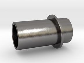 Exhaust Pipe in Polished Nickel Steel