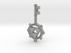 Dungeon Key in Metallic Plastic