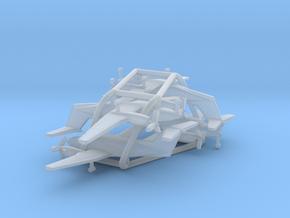 Beechcraft Super King Air 200 in Smooth Fine Detail Plastic: 1:600