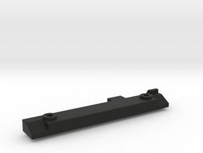 Kyosho Shadow Steering Slider in Black Natural Versatile Plastic