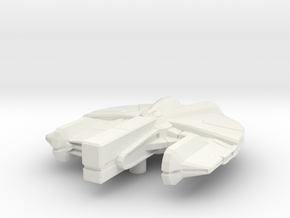 Micromachine Star Wars Dynamic class in White Natural Versatile Plastic
