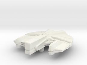 Micromachine Star Wars Dynamic class in White Natural Versatile Plastic