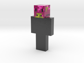 rcherder | Minecraft toy in Glossy Full Color Sandstone