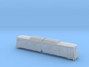 Scala N - FS E645-E646 seconda serie stato attuale in Smooth Fine Detail Plastic
