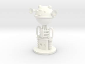 Lost in Space - 1.35 - Evil Robot 2 - Ofr 03 in White Processed Versatile Plastic