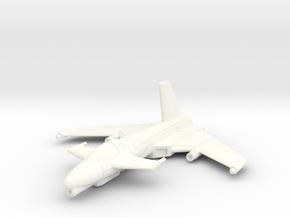 144 stingray F90  in White Processed Versatile Plastic