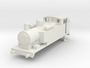 b76-lmr-0-6-2T-loco-sir-john-french in White Natural Versatile Plastic
