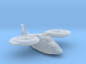 XH9 Warbird Call Of Duty in Smooth Fine Detail Plastic
