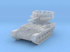 ZSU-37 1/200 in Smooth Fine Detail Plastic