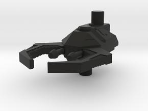 Arc Welder RALF Ant Head in Black Natural Versatile Plastic
