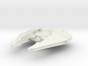 1400 Sith Fury class Star Wars in White Natural Versatile Plastic