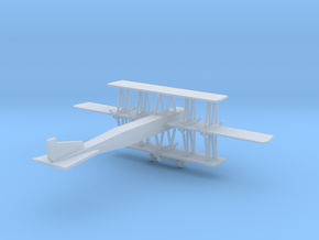 1/700 Forssman Poll Giant Triplane in Smooth Fine Detail Plastic