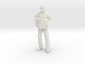 Printle T Homme 1746 - 1/24 - wob in White Natural Versatile Plastic