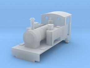 b-148fs-redlake-kerr-stuart-1228-0-4-2T-loco in Smooth Fine Detail Plastic