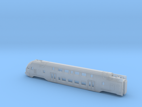 BLS RABe 515 MUTZ in Smooth Fine Detail Plastic: 1:160 - N