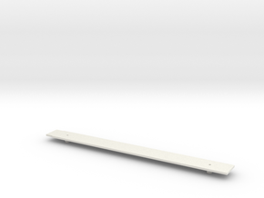 SBB 511/BLS 515 End Chassis in White Natural Versatile Plastic