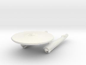 Uss Ptolemy (kelvin timeline) in White Natural Versatile Plastic