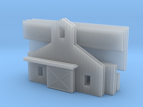 'N Scale' - Lumber Company in Smooth Fine Detail Plastic