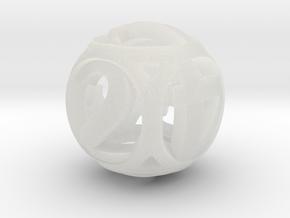 Round Die in Smooth Fine Detail Plastic