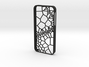 Stone Path iPhone 5/5s Case in Black Strong & Flexible